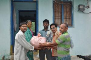 Arasavalli  Satyavathi - Venkatapuram = 2